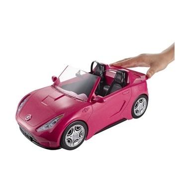 Barbie Barbienin Havalı Arabası DVX59 Renkli